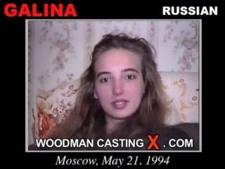 Galina casting