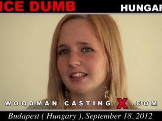 Alice Dumb casting