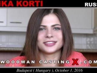 Erika Korti casting