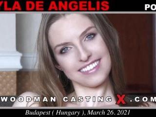 Jayla de Angelis casting