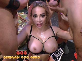 The Sperm Goddess