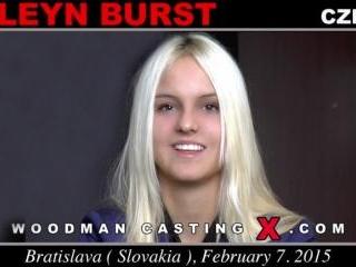 Joleyn Burst casting