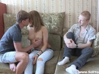 Perverted whore fantasy