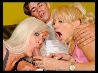 Mothers Teaching Daughters How To Suck Cock #02