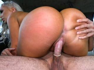 Malibu Barbi Gets Some Miami Dick