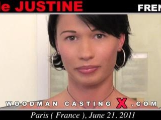 Mlle Justine casting