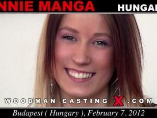 Minnie Manga casting