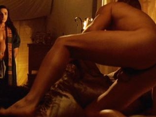 Colin Farrell bares butt as he disrobes for a guy-