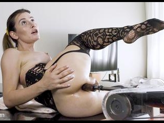 Slimy Fuck Slut: Insatiable Korra Del Rio Gets Mac