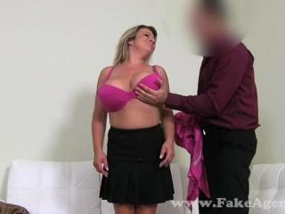 She Wants The Job Because Of Her Boobs!