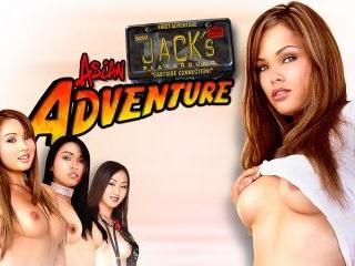 Jack\'s Asian Adventure