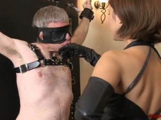 Slapping My Slave\'s Face!