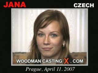 Jana casting