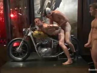The Feisty Slut Go-Go Dancer | Kink.com