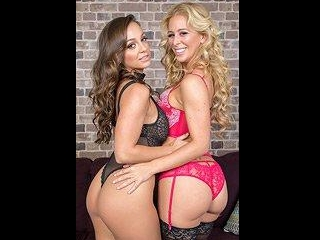 Cherie and Abigail Mac are Two MILFs That Love To