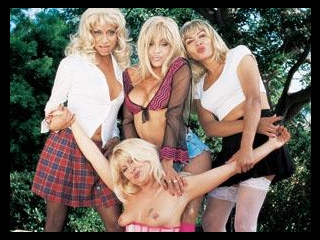 Transsexual Gang Bangers #07