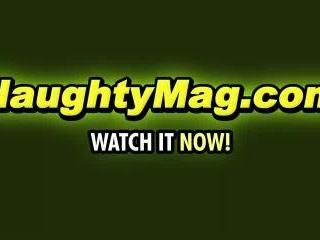 Mia Pearl on NaughtyMag.com