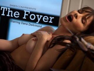Dana DeArmond in In the Foyer