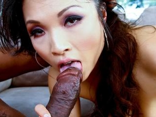 Cute Asian Girl Gets Her Pussy Ravished