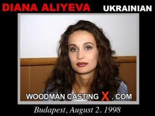 Diana Aliyeva casting