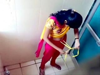 Bathroom Scandal