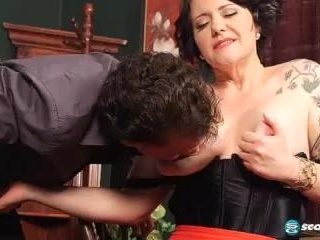 Vivian Piper in Please Give Me That Cock In My As