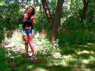 Nikki Woods Walk Video