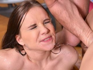 Mouth Wash Mondays - Threesome With Golden Shower