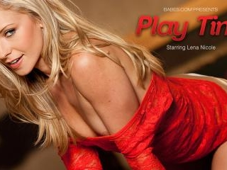 Lena Nicole in Play Time