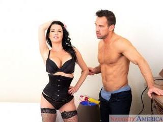 My Wife Is My Pornstar - Veronica Avluv & Johnny C