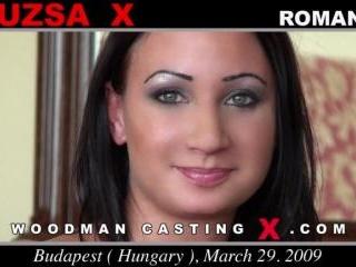 Zsuzsa X casting