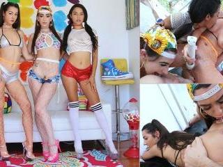 Superslut Sensation With Joseline, Lily & Maya