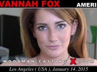Savannah Fox casting
