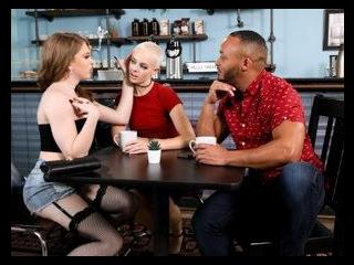 Menage A Trans #06 - Izzy Wilde, Sidra Sage & Dill
