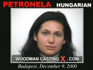 Petronela casting