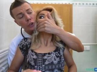Doc Seduces Cheating Serbian Babe