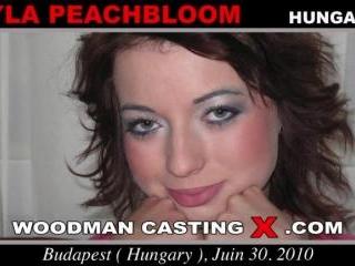 Leyla Peachbloom casting