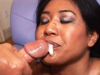 Squirt On My Big White Cock #03