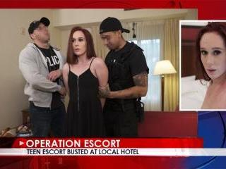 Operation Escort - Case 007 - Alice Coxxx