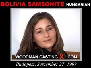 Bolivia samsonite casting