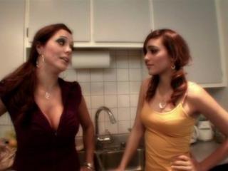 Francesca Le and  Melanie Rios in