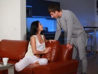 Young Cheating Czech Teen