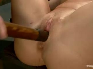 MILF prostitute punished & Dp\'d by smoking hot