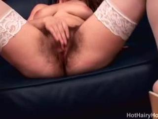 Luscious Eden of Hot Hairy Honies