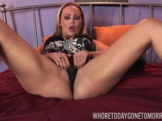 Whore Today Gone Tomorrow Slut Abbey Brooks