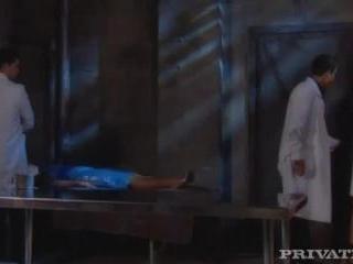Rita Faltoyano Nicole in Fishnet whores getting u