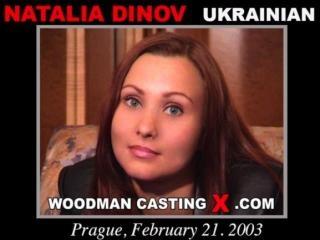 Natalia Dinov casting
