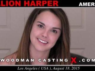 Dillion Harper casting