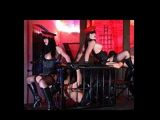 Masked Sex Slaves