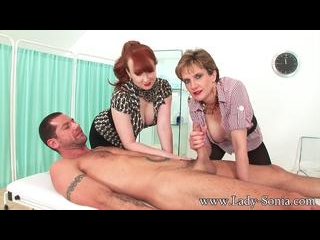 Trophy wife play time